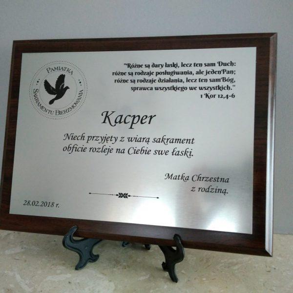 Gratulacje Z Okazji Obrony Pracy Magisterskiej Grawerstyl